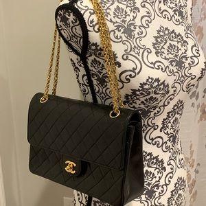 100% Authentic Chanel Double Flap